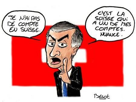 Compte en Suisse