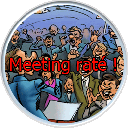 Meeting raté