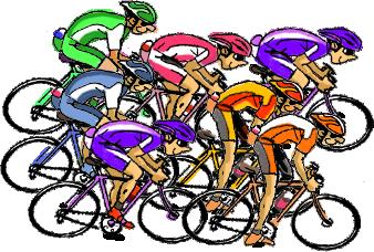 jeu course cycliste